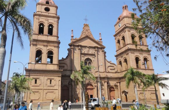 catedral santa cruz
