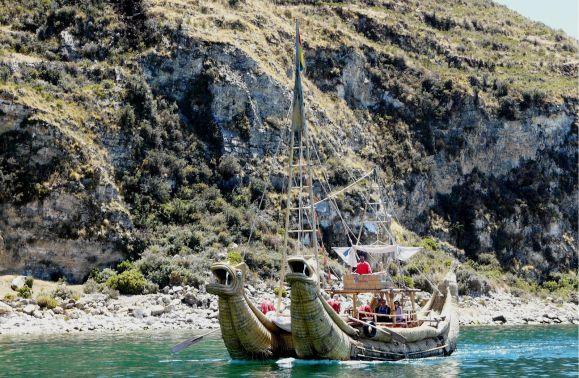 crucero isla sol
