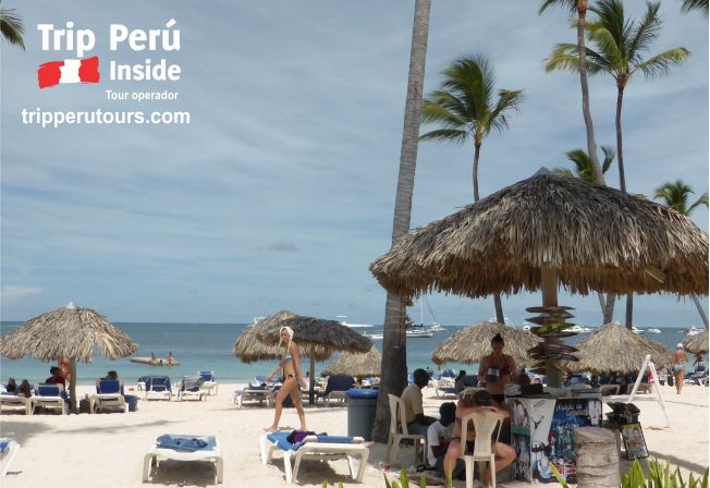 Playa del Hotel occidental Grand Punta Cana 2