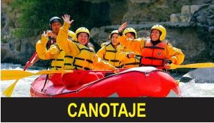 CANOTAJE CON TRIP PERU