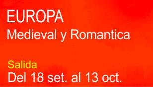 Europa Medieval y romantica