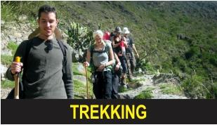 TREKKING CON TRIP PERU