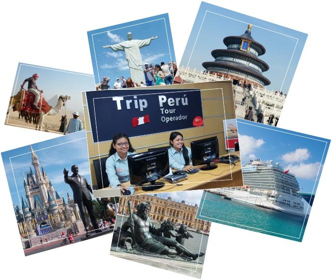 TRIP PERU TOURS para el mundo TPI