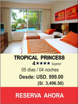 TRIPICAL PRINCESS