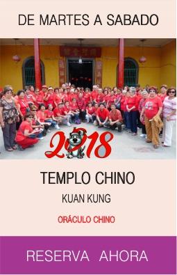 Templo Chino Lima