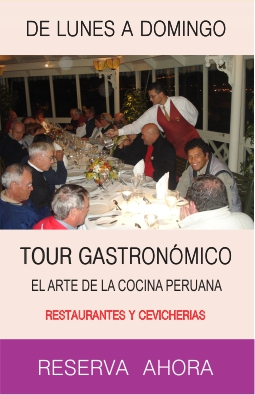 Tour Gastronomico
