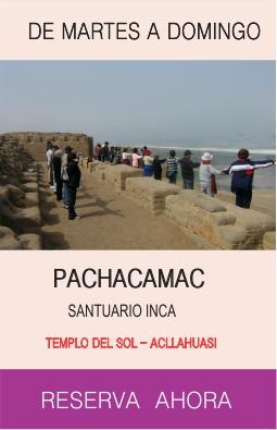 Tour Pachacamac
