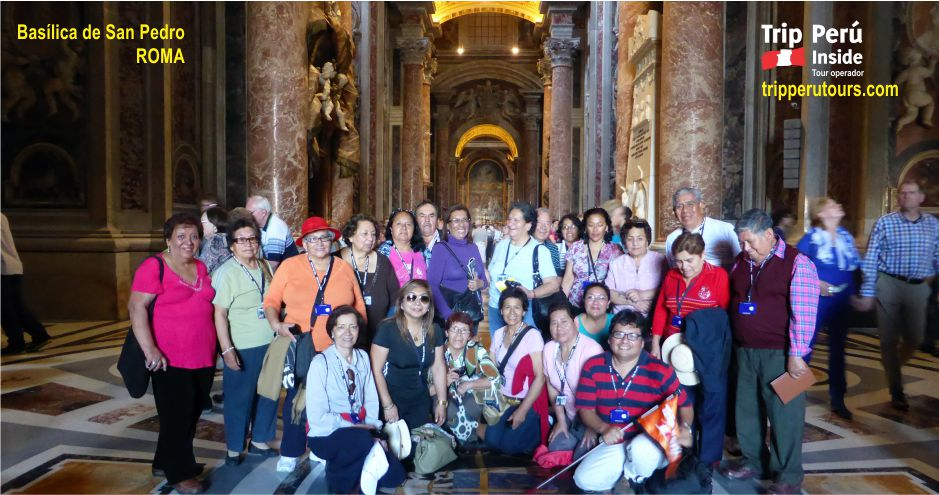 Basilica de san pedro en roma