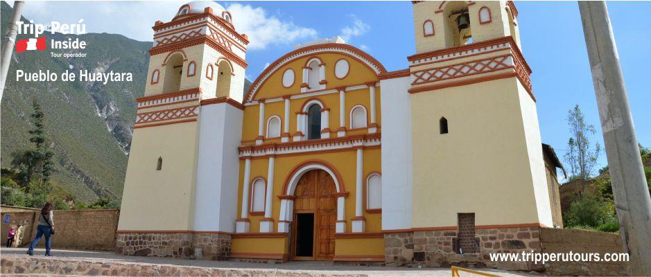 Huaytara Peru