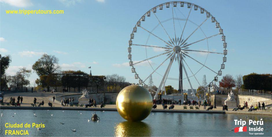 paris city park