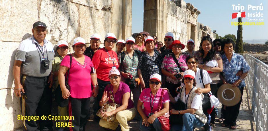 Capernaum Sinagoga