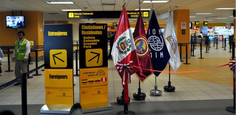 Visas para visitar el Perú