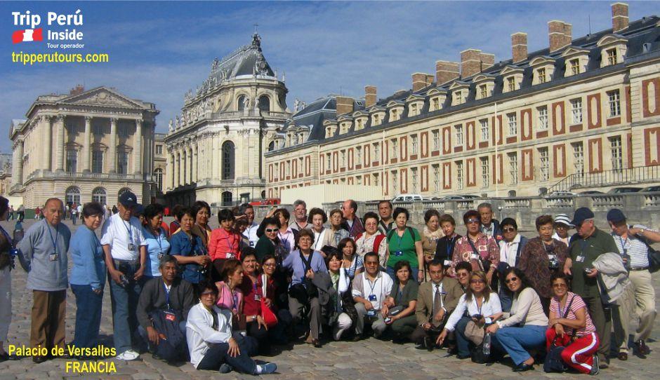 palacio versalles francia