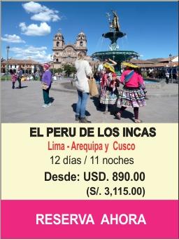 El Peru de los incas