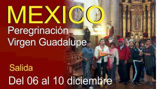 Peregrinacion a la Virgen de Guadalupe 2015