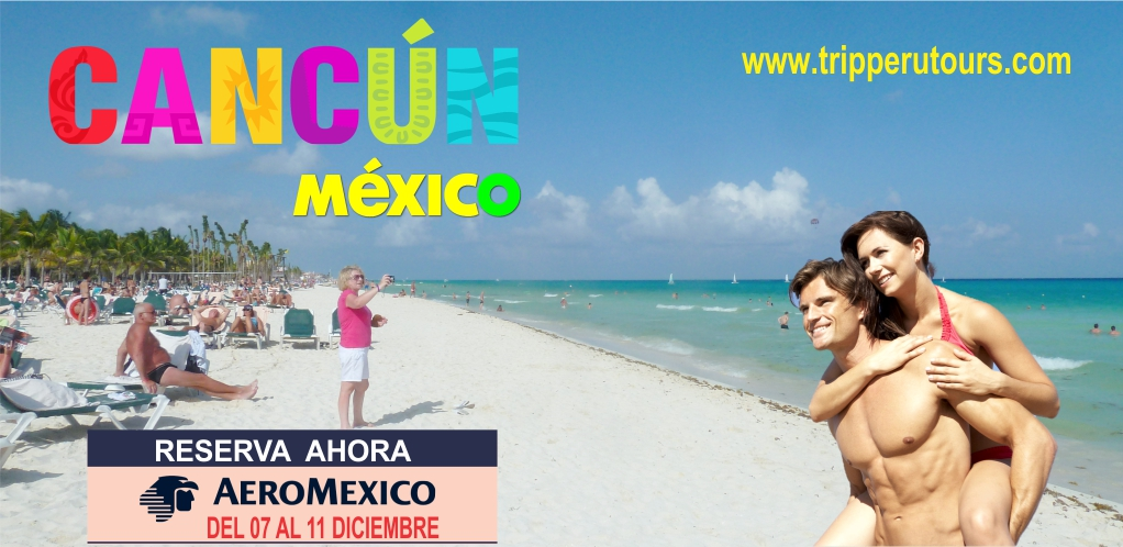 Tour Cancun Mexico