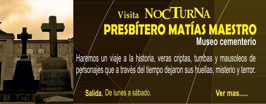 Tour Presbitero maestro