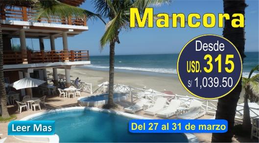 Hotel Playa Bonita MANCORA