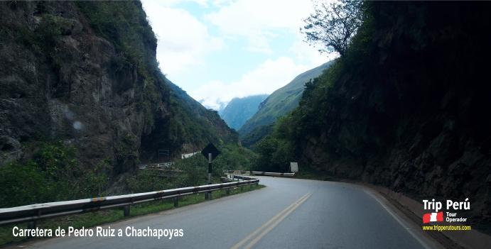Pedro Ruiz a chachapoyas