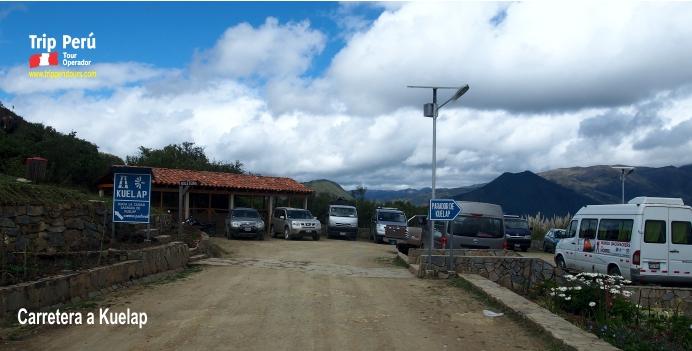 carretera a Kuelap 3