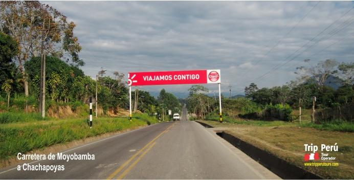 carretera a chachapoyas 1
