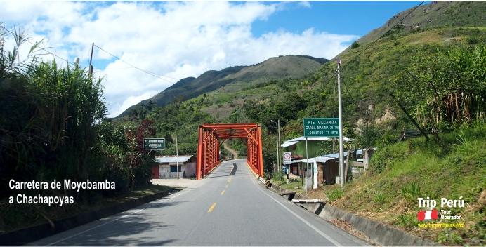 carretera a chachapoyas