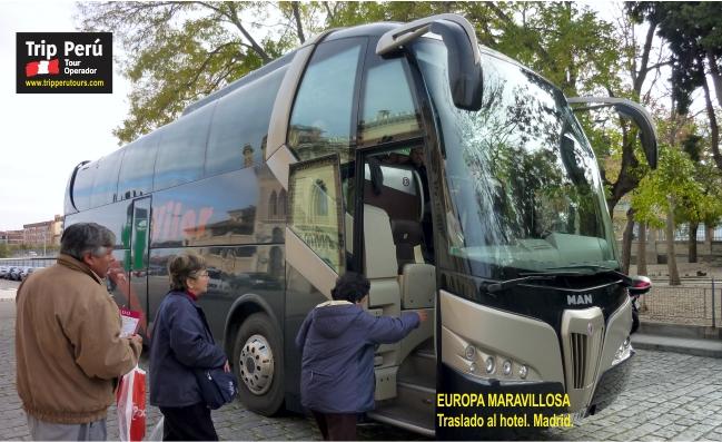 Tour Europa 5.2