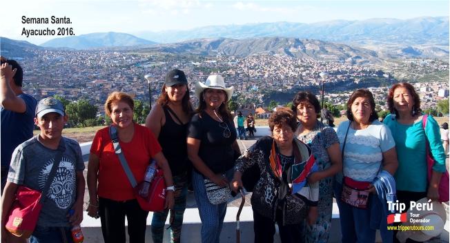 Tour Semana Santa Ayacucho 1