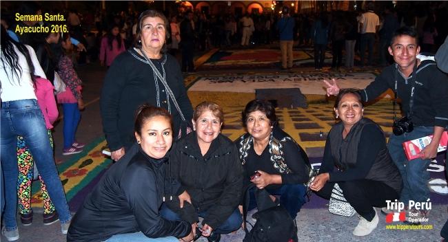 Tour Semana Santa Ayacucho 2