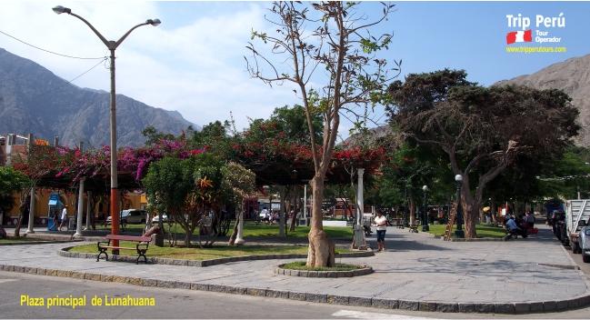 plaza-de-lunahuana