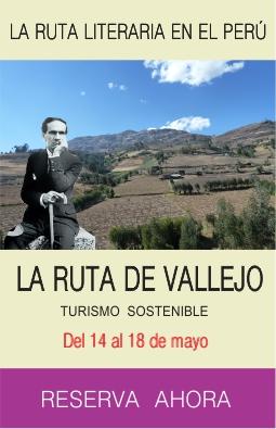 La ruta de Vallejo