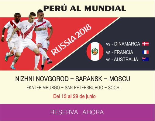 PERU MUNDIAL 2018