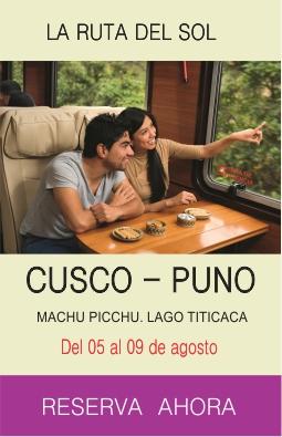Tour Cusco Puno