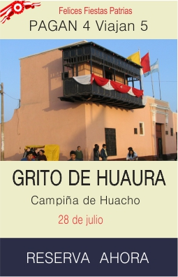 Tour Huaura