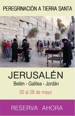 Tour Jerusalen