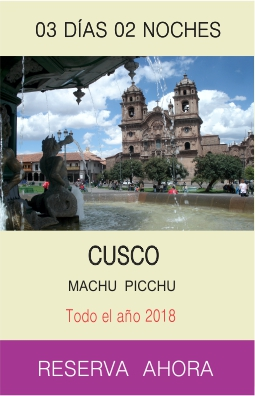 Tour Machu Picchu Peru
