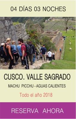 Tour Machu Picchu Valle Sagrado