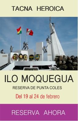 Tour Moquegua