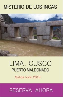 Tour Peruvian Machu Picchu