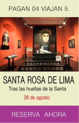 Tour Santa Rosa de Lima