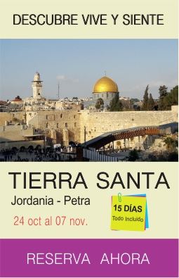 Tour Tierra Santa