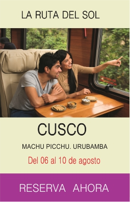 Tour Cusco 2018