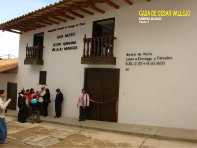 LA RUTA DE VALLEJO EN ELE PERU 1