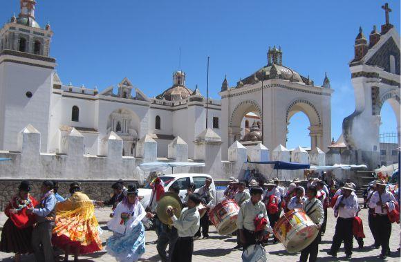 santuario copacabana