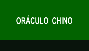ORACULO CHINO EN LIMA