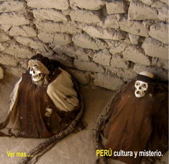 Tour Peru cultura y misterio
